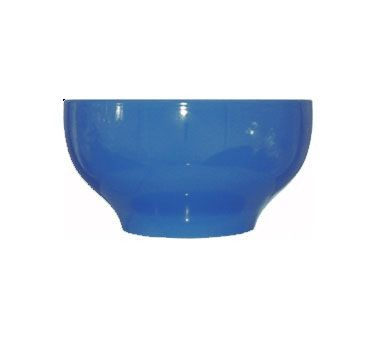 ITI CA-15-LB Cancun Light Blue Oatmeal / Nappie Bowl 14 oz.- 3 doz