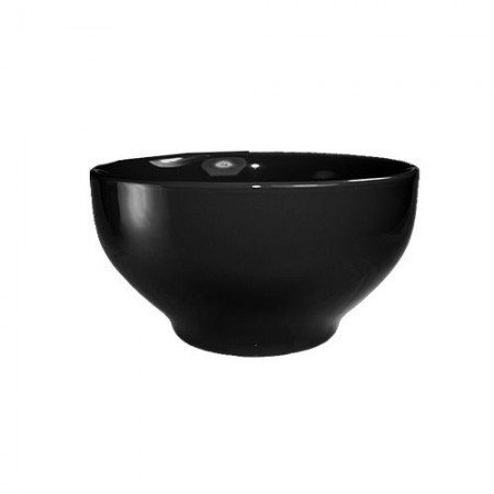 ITI CA-43-B Cancun Black Footed Bowl 16 oz.- 2 doz