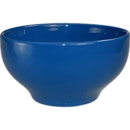 ITI CA-43-LB Cancun Light Blue Footed Bowl 16 oz. - 2 doz