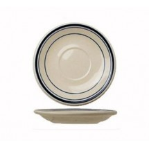 ITI CT-2 Catania Blue Band Saucer 6 - 3 doz
