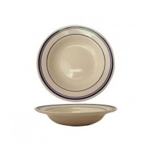 ITI CT-3 Catania Blue Band Oatmeal / Nappie Bowl 12 oz. - 2 doz