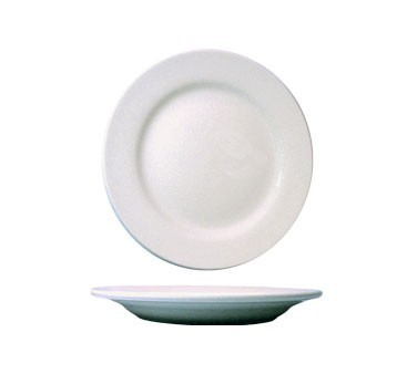 "ITI DO-16 Dover Porcelain Plate 10-1/2"" - 1 doz"