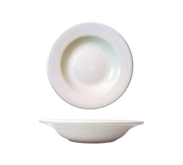 ITI DO-3 Dover 13 oz. Porcelain Deep Rim Soup Bowl - 3 doz