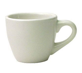 ITI DO-37 Dover 3-1/2 oz. Porcelain A.D. Cup - 3 doz