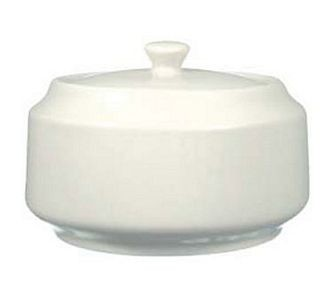 ITI DO-61 Dover Porcelain Sugar Bowl 14 oz. - 1 doz