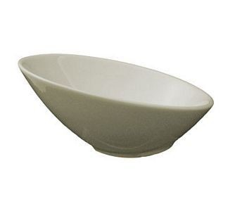 ITI FA-85 20 oz. Side Slanted Bowl - 1 doz