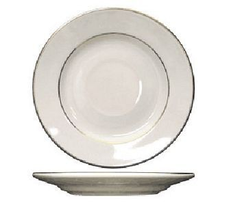 ITI International Tableware FL-2GF Florentine Saucer 5-3/4