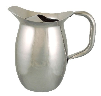 ITI IBGS-I-C2W/G Deluxe Bell Pitcher With Guard 2 Qt.