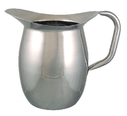 ITI IBGS-I-C3W/O 3qt Deluxe Bell Pitcher W/o Guard