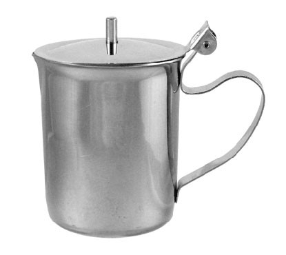 International Tableware ITI IBGS-II-KC Stainless Steel Server,  Closed Handle 10 oz.