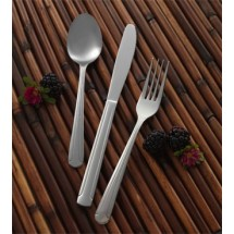 "ITI IFDOM-115 Dominion Medium Iced Tea Spoon  8"" - 3 doz"