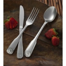 "ITI IFNA-115 Nautilus Iced Teaspoon 7-5/8"" - 1 doz"