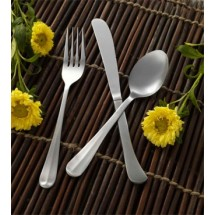 "ITI IFOX-113 Oxford Bouillon Spoon  6"" - 1 doz"