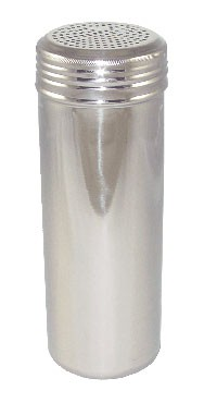 International Tableware IKW-I-C Stainless Steel Dredge Jumbo Dredge without Handle 24 oz. - 1 doz