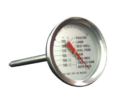 "ITI ITH-90052 Meat Thermometer 2-7/8"" - 25 pcs"
