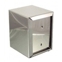 "ITI ITW-I-AH 5-3/8"" Napkin Dispenser Half In Stainlesss"