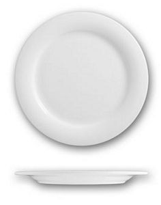 "ITI PH-7 Phoenix Bone China Plate 7-3/4"" - 3 doz"