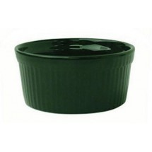 ITI RAMF-2-G 2 oz. Cancun Green Fluted Ramekin - 3 doz