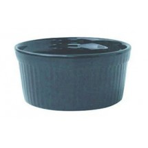 ITI RAMF-2-LB  2 oz. Cancun Light Blue Fluted Ramekin - 3 doz