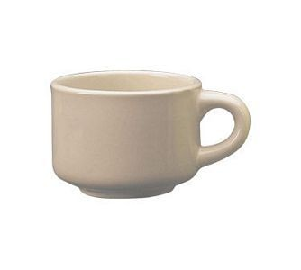 ITI RO-23 7-1/2 oz. Roma Stackable Cup - 3 doz