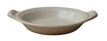 ITI SEGG-65 6-1/2 oz. American White Shirred Egg Dish - 3 doz