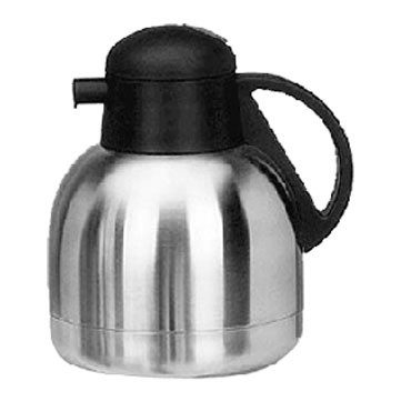 ITI SNLP-100-ATN 1 Ltr Stainless Steel Vacuum Coffee Pot - 1 doz