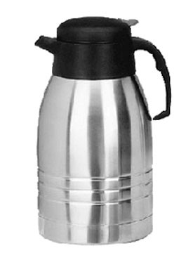 ITI SNLP-200 2Ltr Stainless Steel Vacuum Coffee Pot  - 1 doz