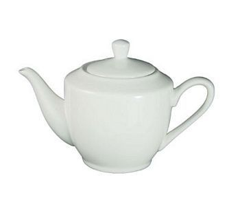 ITI TP-9-EW 11 oz. European White Tea / Coffee Pot - 2 doz