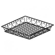 "ITI WB-213 Square 13"" Wire Basket - 1 doz"