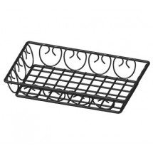 "ITI WB-215 Rectangle 14"" x 7-1/2"" Wire Basket - 1 doz"