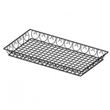 "ITI WB-221 Rectangle 20"" x 12"" Wire Basket - 8 pcs"