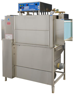Insinger Admiral 44-4 233 Rack Per Hour Conveyor Dishwasher