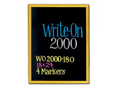 International Patterns WO-2000-18-O Write on Marker Board
