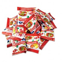 Jelly Belly Jelly Beans, Assorted Flavors, 300/Carton