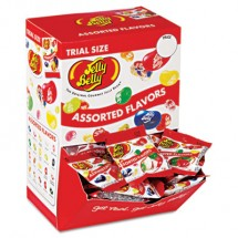 Jelly Belly Jelly Beans, Assorted Flavors, 80/Dispenser Box