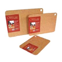 "John Boos 0806-E25 Chef-Lite Essentials Resin Cutting Board 8"" x 6"" x 1/4"