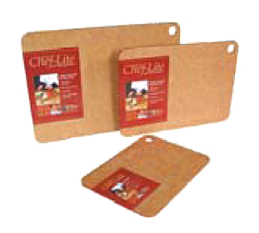 "John Boos 1813-E25 Chef-Lite Essentials Resin Cutting Board 18"" x 13"" x 1/4"""
