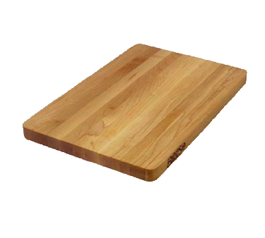 "John Boos 209-PKC Chop-N-Slice Board With Grips, Maple, 12"" X 8"""