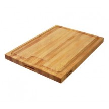 "John Boos AUJUS-2 Maple Cutting Board with Juice Groove 24"" x 18""x 1-1/2"""