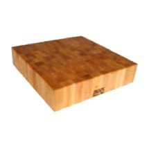 "John Boos BB01 Reversible Maple Chopping Block 24"" x 24"" x 6"""