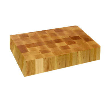 "John Boos CCB2015-225 Chinese Chopping Block 20"" x 15"" x 2-1/4"""