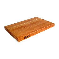 "John Boos CHY-R03 Cherry Wood Reversible Cutting Board 20"" x 15"""