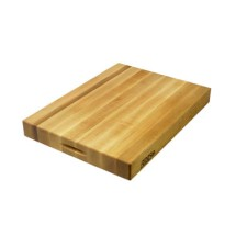 "John Boos RA02-GRV Grooved Maple Cutting Board 20"" x 15"""