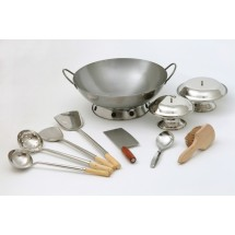 Johnson Rose 1007 Wok Kit