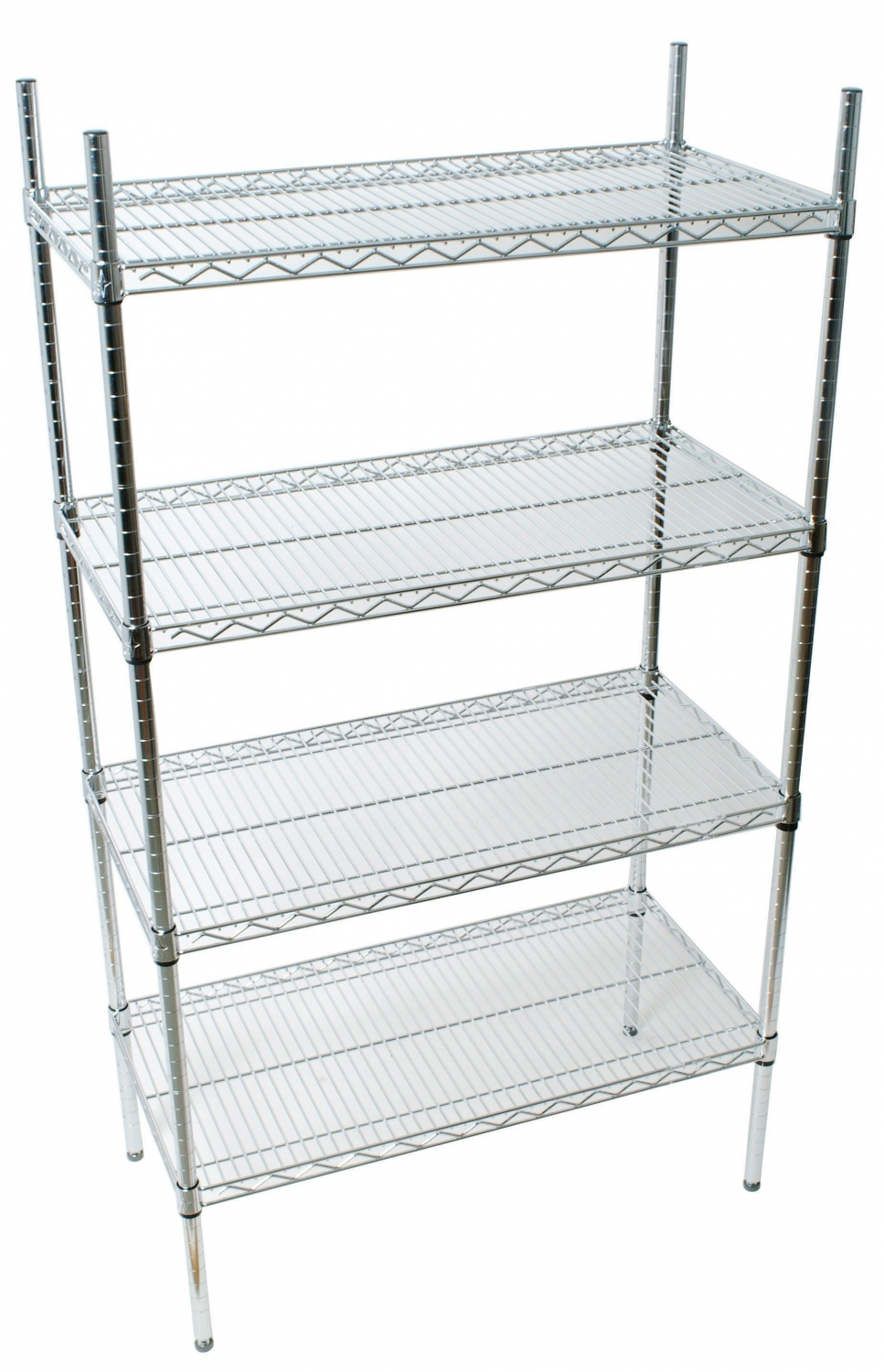 Johnson Rose 118367 Shelving Unit With Four 18