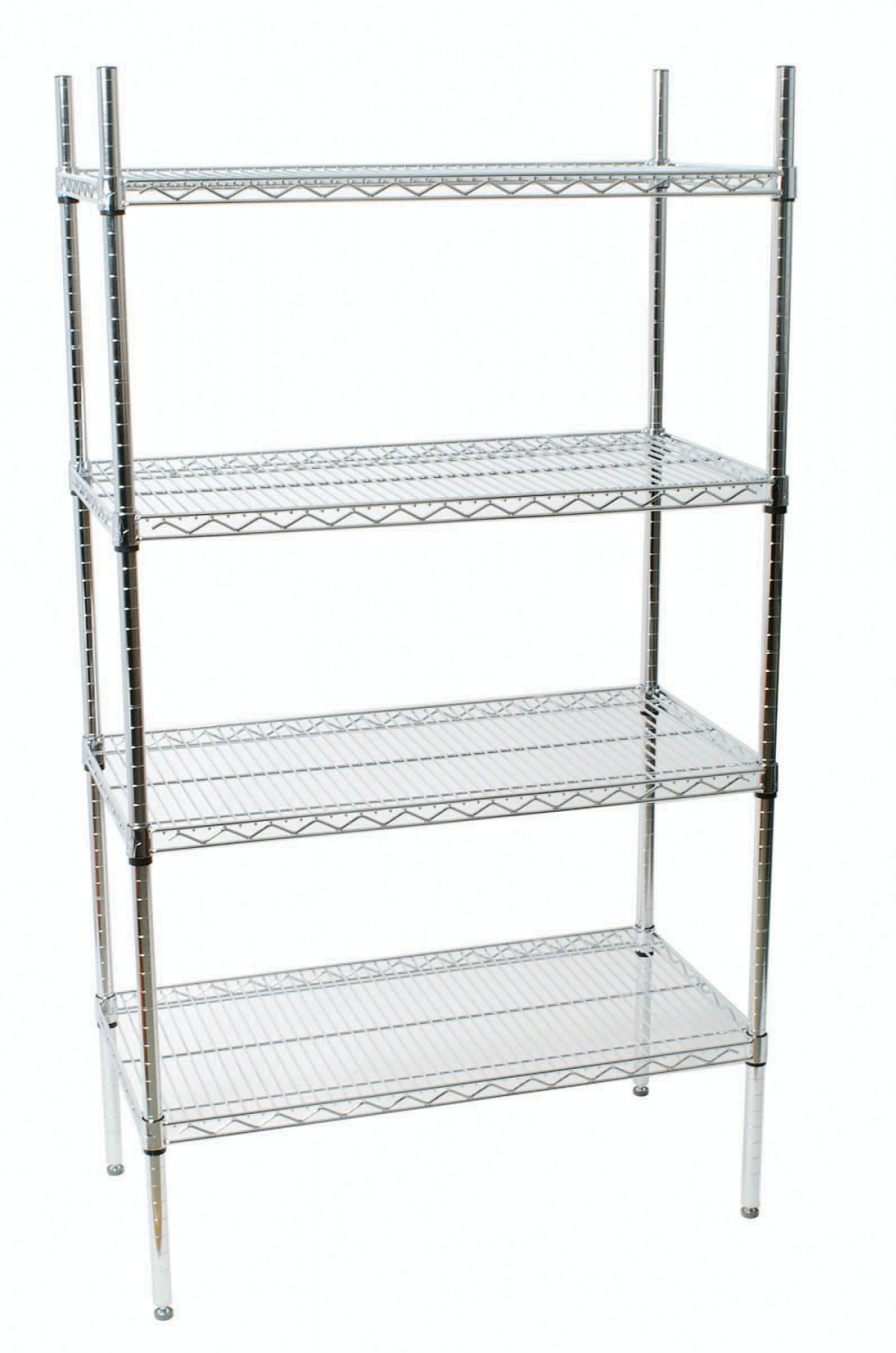 Johnson Rose 118368 Shelving Unit With Four 18