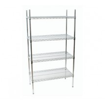 Johnson Rose 124367 Shelving Unit With Four 24