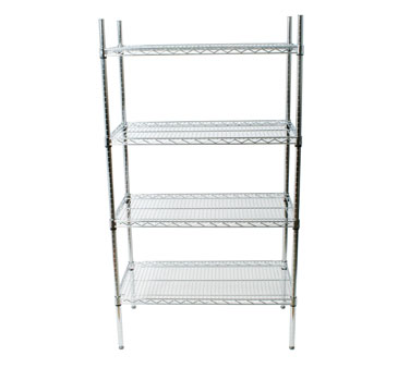Johnson Rose 124488 Shelving Unit With Four 24
