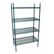 Johnson Rose 218367 Shelving Unit With Four 18