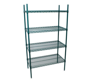 Johnson Rose 218368 Shelving Unit With Four 18